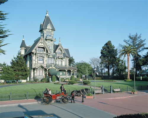 Eureka's Carson Mansion