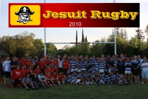 Jesuit Rugby and Napier Boys
